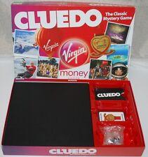 Rara edición limitada de dinero Virgen Cluedo Juego de Tablero del clásico juego de misterio