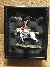 KING AND COUNTRY NA083 ROYAL SCOTS GREYS STANDARD BEARER