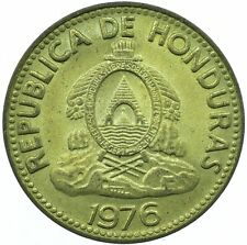 More details for coin / honduras / 10 centavos de lempira 1976 unc beautiful collectible #wt30566