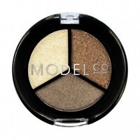 Modelco Metallie Eyeshadow Trio St. Tropez NEW