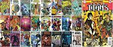 TEEN TITANS COMPLETE SET OF 24 ISSUES + 1 ANNUAL DC COMICS 1996 CB 25 COMICS