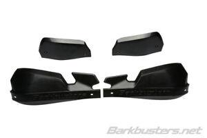 Barkbusters VPS-003 Kunststoffschalen m. Winddeflektor : komplett schwarz