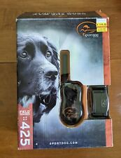 SportDOG FieldTrainer SD-425 Remote Dog Trainer - 500 Yard Range New Open Box
