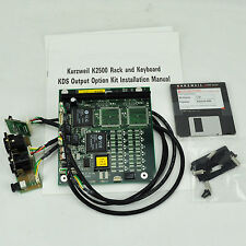 Kurzweil KDS Output Option Kit for K2500 Rack and Keyboard
