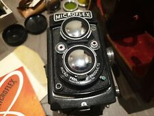 MPP Microflex TLR Camera with flash and accessories