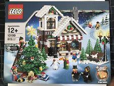 Lego Creator Set #10199 Winter Toy Shop New And Sealed Holiday Christmas Xmas