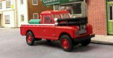Coche de automodelismo y aeromodelismo Land Rover de escala 1:76