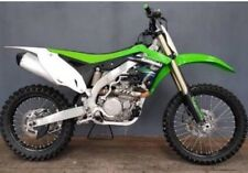 Wrecking 2014 Kawasaki Kx450f, Limited Parts Avail, Some Parts Also Fit Kx250fa