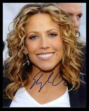 SHERYL CROW AUTOGRAPHED SIGNED & FRAMED PP POSTER PHOTO