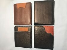 44 Asssorted Leather Wallets ( Lot #16 )