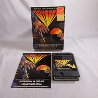 COMPLETE IN BOX Magnavox Odyssey 2 II Showdown in 2100 A.D.! TESTED GUARANTEED!