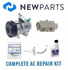 Jeep Grand Cherokee 4.7L 02-04 Complete A/C Repair Kit New Compressor w/ Clutch