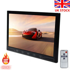 "10"" Inch TFT LED Screen CCTV Surveillance Monitor AV/VGA/HDMI Input w/Speaker UK"