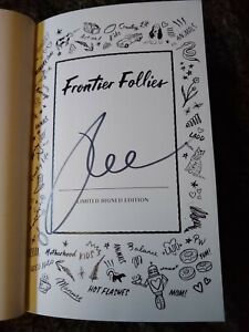 Autographed Ree Drummond Frontier Follies the pioneer woman  signed