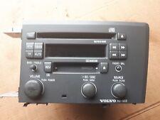 VOLVO S60 2002 Car Radio CD Cassette Playe NO CODE 8651152-1