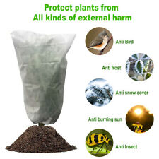 Plant Antifreeze Winter Warm Cover Garden Tree Shrub Plant Protecting _H4