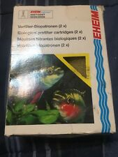 EHEIM VORFILTER BIOLOGICAL PREFILTER CARTRIDGES (2X) FITS 2227/2327 2229/2329 EH