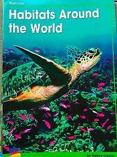 Teacher Big Book HABITATS AROUND THE WORLD  Kinder 1st BENCHMARK Oversized