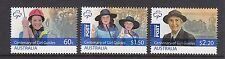Australia 2010 Centenary of Girl Guides Stamp Set (3348)
