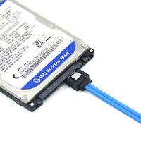 "18"" 50cm SATA 3.0 III 6Gb/s Data Cable Wire for HDD Hard Drive SSD SATA3 SATAiii"