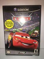 Cars - Nintendo Gamecube Game Authentic
