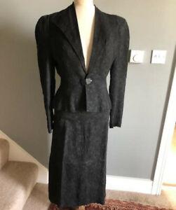 1970s Quorum suit - size 12, good condition