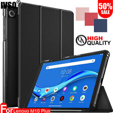"For Lenovo Tab M10 FHD Plus TB-X606F 2020 10.3"" Case Smart Sleep Folding Cover"