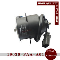OEM# 19030-PAA-A01 Radiator Cooling Fan Motor for Honda Accord 1998-2002 2.3L L4