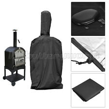 Rain Cover Outdoor Pizza Oven Protector Waterproof Raincover Smoker BBQ Cover
