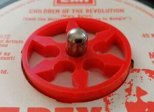 SHURIKEN Acrylic 45rpm adaptor for center spindle