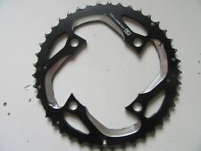 Shimano Deore XT 42 tooth Dynasys 10 speed outeer chainring MISSING TOOTH (3180)