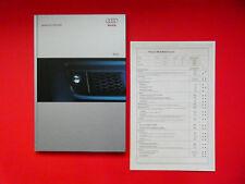 Prospekt / Buch / Katalog mit Preisliste Audi RS6 (C5) Limousine / Avant  01/03