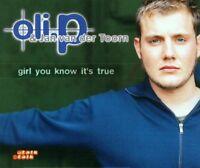 Oli. P Girl you know it's true (2001, & Jan van der Toom) [Maxi-CD]