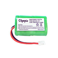 SportDog SD-400 SD-800 FR200 Battery Replacement Receiver, 4.8V, 150mAh, NIMH
