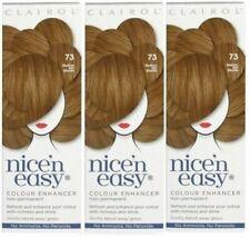 3 x Clairol Nice'N Easy 73 Medium Ash Blonde Enhancer Non permanent No peroxide