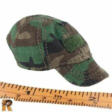 CT014 Military Female - Green Ball Cap B - 1/6 Scale - Cat Toys Action Figures
