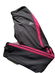 Adidas Response Climalite Womens Leggings Size 8-10 BNWT