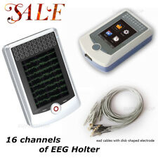 16 channels Dynamic EEG System 24 hours record box +analysis software CMS4100