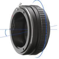 Tilt Shift Adapter for Nikon AI F Mount Lens to Fujifilm X X100F X100T X100s XA2