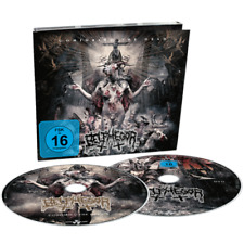 BELPHEGOR - Conjuring The Dead ltd. DIGI CD+DVD  NEU!