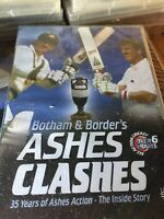 BOTHAM & BORDERS - ASHES CLASHES - 35 YEARS - 2 DISCs - NEW AND SEALED