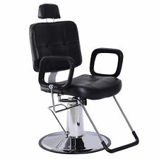 Ara Beauty All Purpose Hydraulic Recline Barber Chair Salon Beauty Hair Styling