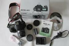 Canon EOS 40D 10MP Digital-SLR fotocamera DSLR + EF-S 18-55 mm Lens-Boxed