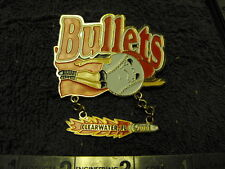 2001 Clearwater Fl. Bullets . Girls Fast Pitch Softball Collectors Pin,