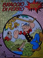 Le Avventure di Braccio di Ferro n°1 1990 ed. Cenisio   [g.135]