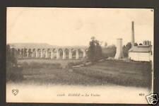 RODEZ (12) USINE & PONT FERROVIAIRE en 1917