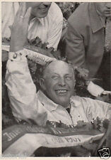 PAUL GREIFZU aus SUHL * Sieger 1951 Formel II * AVUS * orig. Sammelbild 1952