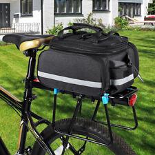 Gepäcktasche Gepäckträger Fahrradtaschen Wasserdicht Neu Fahrrad Packtaschen
