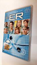 E.R. Medici  in prima linea DVD Serie TV Stagione 9 Disco 1 Episodi 4