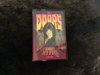 the doors light my fire cassette tape single 1991 excellent condition